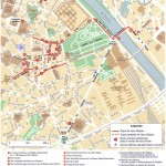 Valjean's path retraced in modern Paris