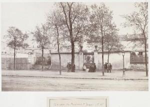 Atelier de Charles Marville - 66 boulevard Saint-Jacques