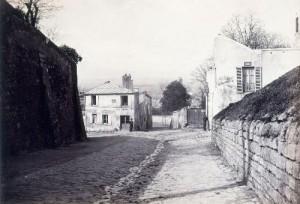 Rue des Saules