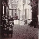 Cul-de-sac de la Brasserie du passage Saint-Guillaume