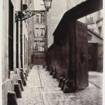 Impasse de la Bouteille de la rue Montorgueil