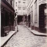 Impasse de l'Étoile-Bonne-Nouvelle de la rue Thévenot