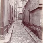 Impasse des Provençaux de la rue de l'Arbre-Sec