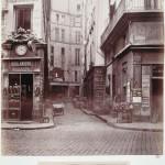 Impasse Saint-Claude de la rue Saint-Sauveur