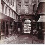 Passage Saint-Guillaume de la rue de Richelieu