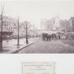 Percement de l'avenue de l'Opéra - Butte des Moulins de la rue Saint-Honoré