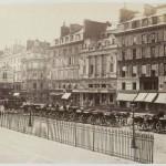 Place de la Bourse ers la rue Vivienne
