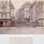 Place des Trois-Maries vue du Pont-Neuf