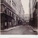 Rue Boucher de la rue de Rivoli
