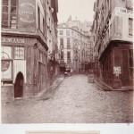 Rue d'Argenteuil de la rue des Frondeurs