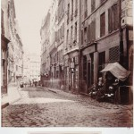 Rue d'Argenteuil de la rue des Orties