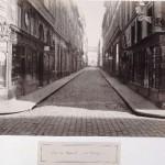 Rue de Choiseul du carrefour de la rue Neuve-Saint-Augustin