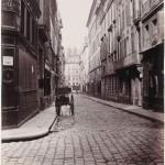 Rue de Hanovre de la rue de Choiseul