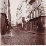 Rue de la Jussienne de la rue du Coq-Héron