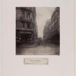 Rue de la Monnaie de la rue de Rivoli