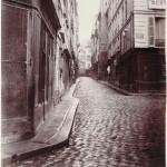 Rue de l'Évêque de la rue des Frondeurs