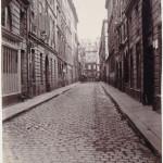 Rue de Menars de la rue de Grammont