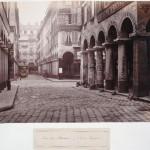 Rue des Colonnes de la rue Feydeau