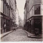 Rue des Moineaux de la rue des Orties