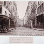 Rue des Moulins de la rue des Orties