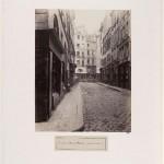 Rue des Orties-Saint-Honoré de la rue Sainte-Anne