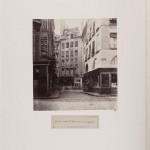 Rue des Orties-Saint-Honoré vers la rue d'Argenteuil