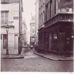 Rue des Prêtres-Saint-Germain-l'Auxerrois de la place des Trois-Maries