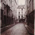 Rue du Clos-Georgeau de la rue Sainte-Anne