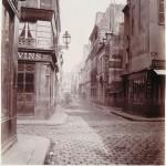Rue du Coq-Héron de la rue de la Jussienne