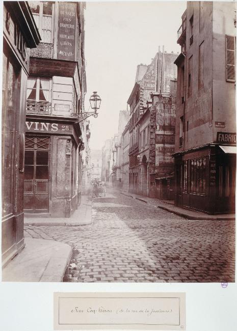 Prostituée rue joubert paris