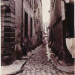 Rue du Croissant de la rue du Sentier
