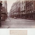 Rue du Mail de la rue de Cléry