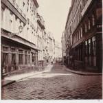 Rue du Sentier de la rue de Cléry