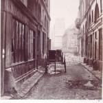 Rue Estienne de la rue Boucher