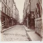 Rue Fontaine-Molière de la rue des Frondeurs