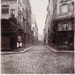 Rue Gaillon de la rue Neuve-Saint-Augustin