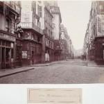 Rue Montmartre de la rue d'Argout