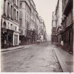 Rue Neuve-des-Petits-Champs du passage Choiseul
