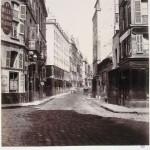 Rue Neuve-Saint-Augustin de la rue d'Antin