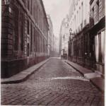 Rue Pagevin de la rue Jean-Jacques-Rousseau