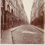 Rue Sainte-Anne de la rue de Langlade