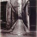 Rue Soly de la rue de la Jussienne