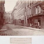 Rue Thérèse de la rue du Hasard