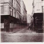 Rue Tiquetonne de la rue du Petit-Lion-Saint-Sauveur