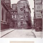 Tourelle de la rue des Prêtres-Saint-Germain-l'Auxerrois