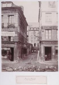 Rue de Breteuil de la rue Réaumur