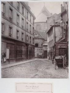 Rue te Breteuil de la rue Vaucanson