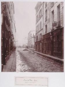 Rue du Vertbois vers la rue du Temple