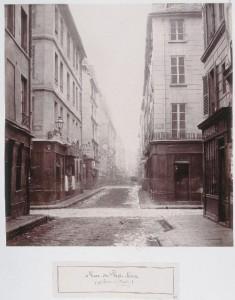 Rue du Vertbois vers la rue Saint-Martin