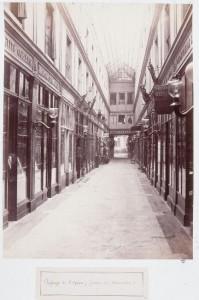 marville 8e et 9e - passage de l'opera galerie du barometre